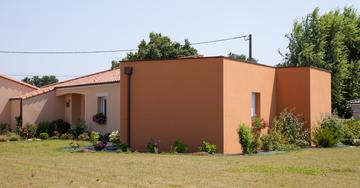 Agrandissement de maison à Saint Julien de Concelles