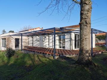 Projet d'agrandissement de maison à Vertou