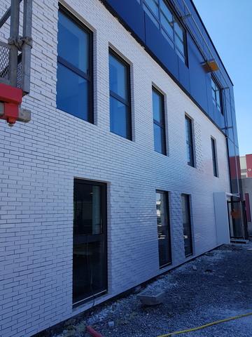 Habillage de façade proche de Nantes