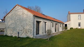 Travaux de façade sur pierres à Nantes