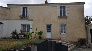 Chantier de rénovation à Nantes