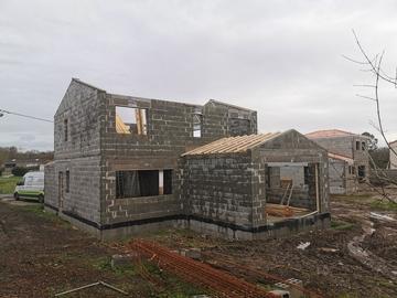 Projet de construction de maison neuve proche de Nantes