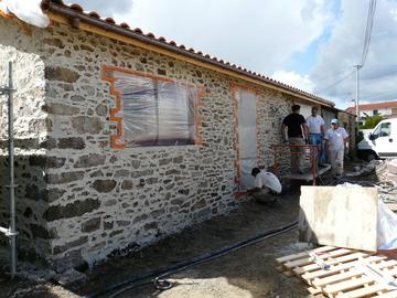 Restauration complète proche de Nantes