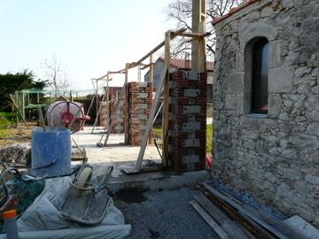 Travaux de rénovation de maison à Nantes