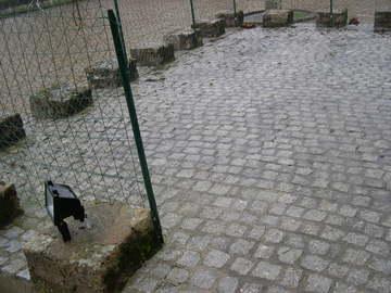 Restauration de château près de Nantes